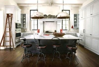 ما هو النمط المفضل في المطبخ