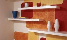 غرفة الطعام على طراز فن البوب