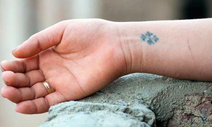 Biblia o tatuażach jest uważane za grzech wzór na ciele