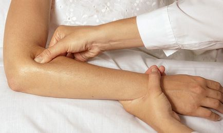 Tratamentul urinar pentru artrita