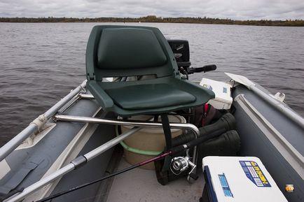 Fotoliu pentru PVC pivotante barca, gonflabile, pliabil, moale, de casă, instalare
