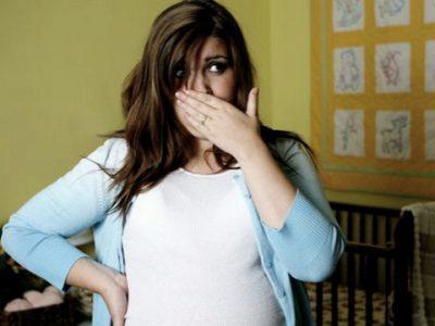 Zgaga w czasie ciąży i leczenie przyczyn, co robić, jak się pozbyć w późnych stadiach
