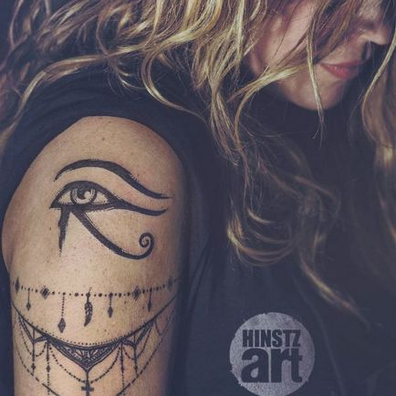 Tatuaż Eye Of Horus Tatuaż Znaczenie Zdjęć Szkiców