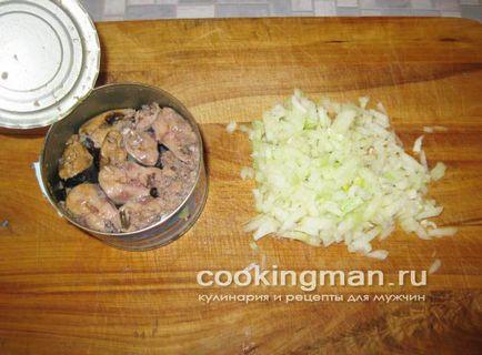 Гарячі бутерброди з сайра - кулінарія для чоловіків