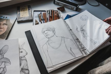 Jak zostać popularnym ilustratorem bez opuszczania Mińska