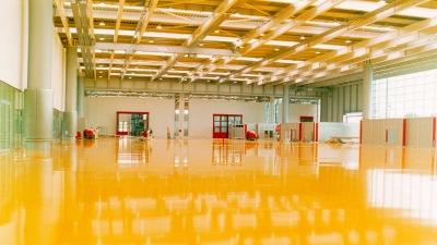 Епоксидні підлоги (епоксидна наливна підлога), ціна, купити полімерні наливні підлоги - інтернет-магазин