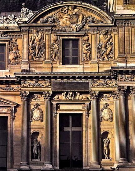 Палац Лувру (palais du louvre)