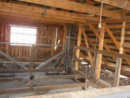 Jak podnieść dach w prywatnym domu