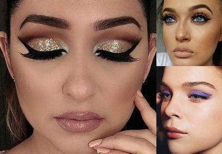 Anul Nou Machiaj 2018 Cum Se Face Un Frumos Make Up De Seară