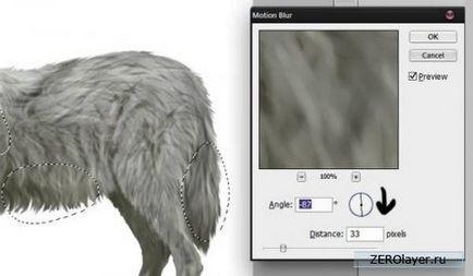 Jak szybko narysować realistyczną wełnę za pomocą Photoshopa - lekcje photoshopa, lekcje photoshopa,
