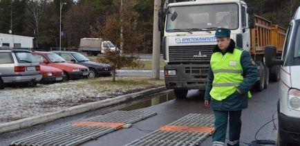 Штраф за перевантаження по осях 2017 вантажного автомобіля