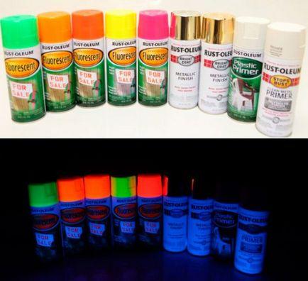 Світловідбиваюча фарба і особливості її застосування