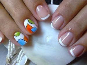 Покриття нігтів гель-лаком kodi