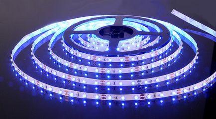 Як вибрати світлодіодну стрічку для освітлення