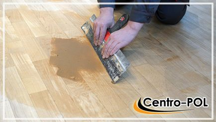 Як правильно покласти лінолеум на дерев'яну підлогу і який краще