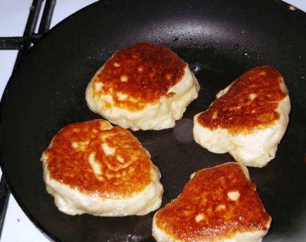 Пишні оладки рецепт як зробити, приготувати з фото крок за кроком, смачні чому не виходить спекти