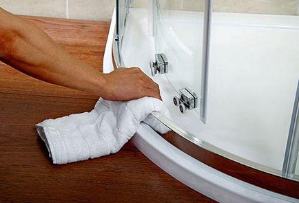 Чистота ванної та туалету прості ключові правила
