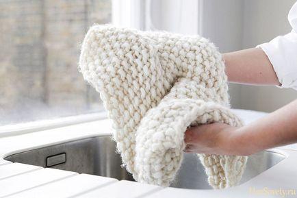 Як прати речі з кашеміру пальто, светри, шарфи, берети і ін
