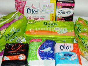 Jak wybieram produkty higieniczne dla kobiet