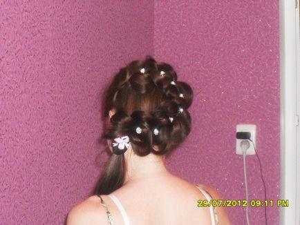 Закрутити волосся в домашніх умовах - гарні зачіски в домашніх умовах