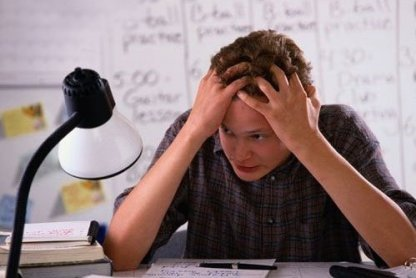 Чи приймаєте перед іспитами заспокійливі