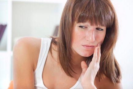 Запалення ясен при вагітності лікування