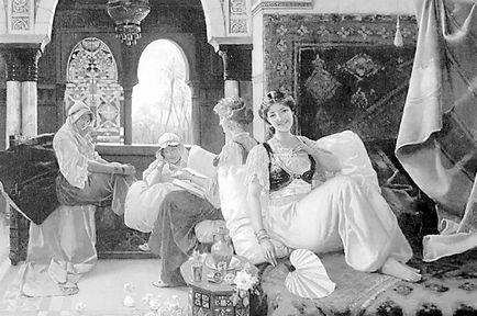 дочки султанів
