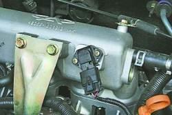 Несправності системи упорскування палива чері амулет з 2006 р