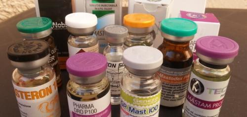 Основи змішування фармакологічних стероідов- портал бодібілдингу та фітнесі