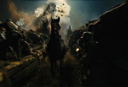 Рецензії на фільми - «бойовий кінь»