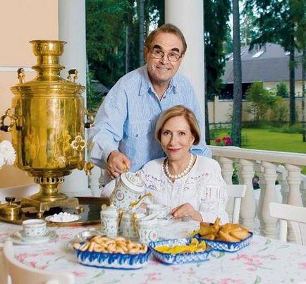 Актриса Інна Чурікова біографія, сім'я і шлях до успіху