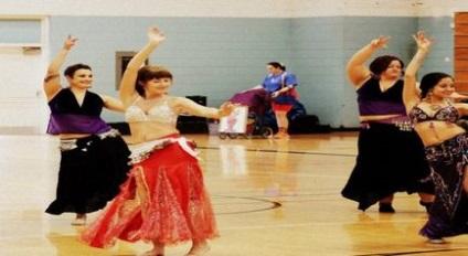 كيف تتعلم الرقص الشرقي في المنزل - خطوة بخطوة