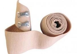 expoziția corectă a bandajului elastic în varicoză)