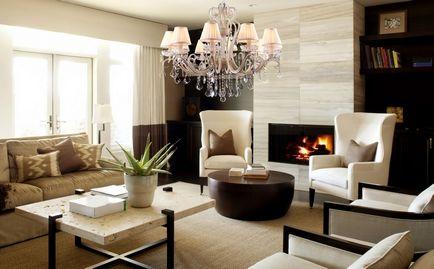 Jak prawidłowo wybrać żyrandol w mieszkaniu