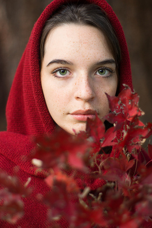 Зйомка восени