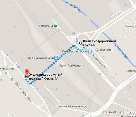 Jak dostać się do vt kievexpoplas przez transport lądowy - moda kyiv