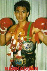 The greatest fighters of Muay Thai, a world one Muay Thai