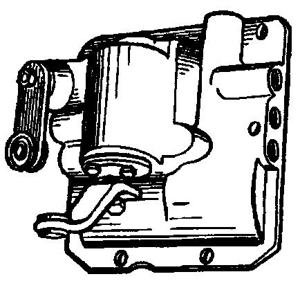 Сайт про уаз збірка механізму перемикання передач УАЗ-3741