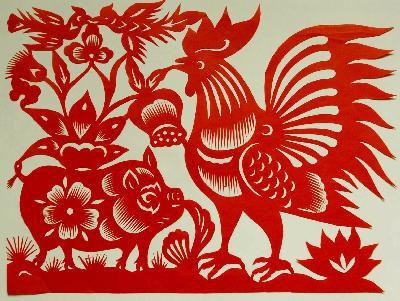 Мистецтво вирізання з паперу - «Цзяньчжу»