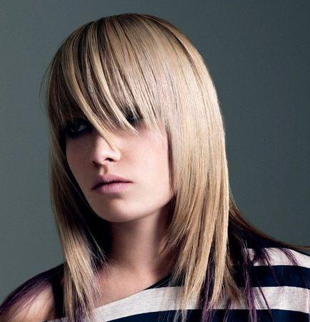 Каскад стрижка фото (більше 40 прикладів стрижки), жіночі зачіски і стрижки, догляд за волоссям,