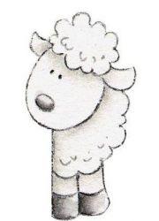 Jak narysować kaganiec jagnięcy