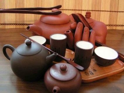 Jak pić herbatę w Japonii