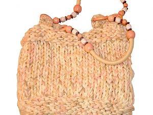 Майстер-клас зі створення в'язаного жіночої сумки - ярмарок майстрів - ручна робота, handmade