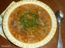 Супи і перші страви