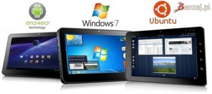 Jak zainstalować system Windows na tablecie