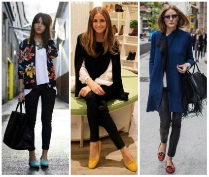 З якою взуттям носити укорочені брюки - наймодніші луки