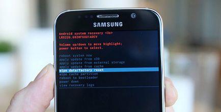 Jak odblokować hasło do Samsung Galaxy