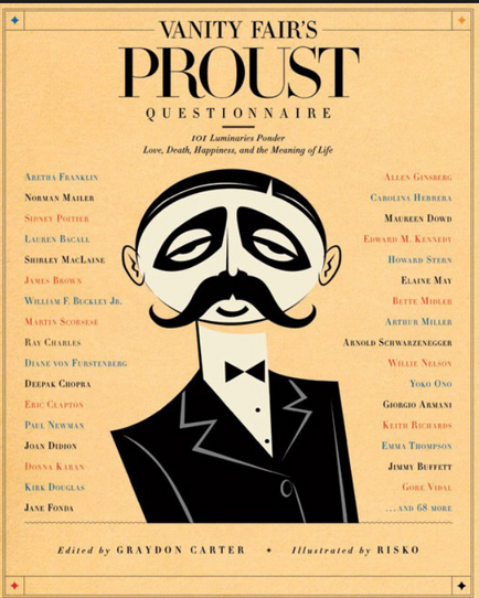 Опитувальник Марселя Пруста що відрізняє одну людину від інших жіночий онлайн журнал про все