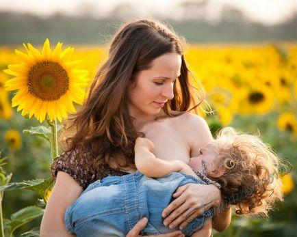 Jak zakończyć karmienie piersią - skuteczny program i zalecenia