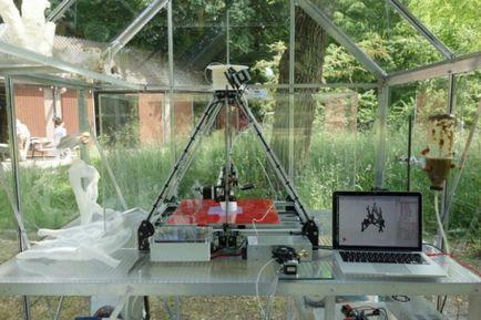 Меблі майбутнього 5 зачаровують прикладів, надрукованих на 3d-принтері